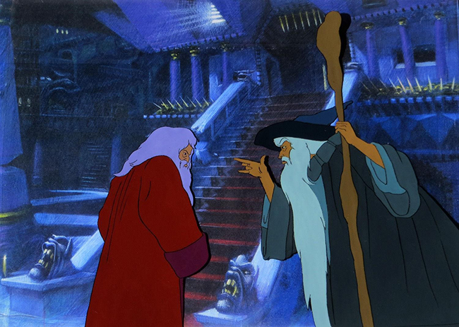Ralph Bakshi's The Lord of the Rings Brought Tolkien from