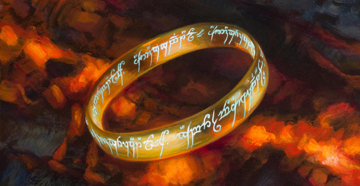 Blog Post Featured Image - Twenty Rings, Seven Stones, and Middle-earth's New Dark Lord