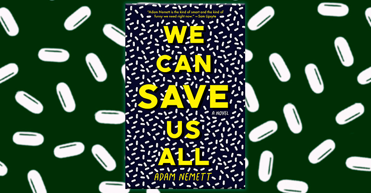 Blog Post Featured Image - Fight With a Vim and You're Dead Sure to Win: Adam Nemett's We Can Save Us All