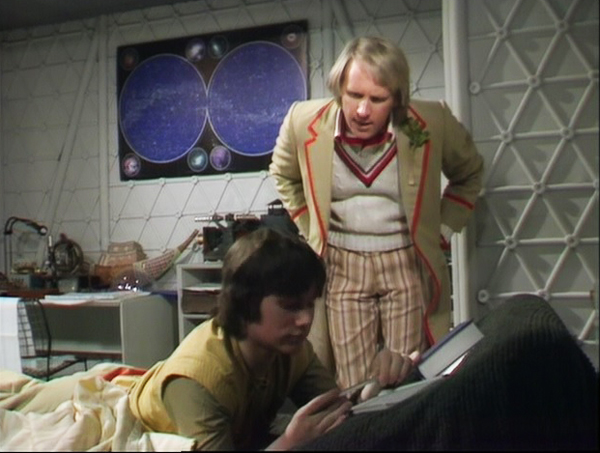 Doctor Who, Earthshock, Adric, Doctor