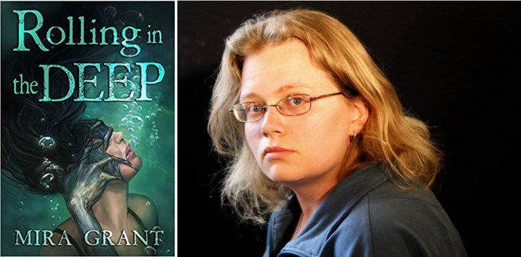 Blog Post Featured Image - Mira Grant's Murderous Mermaids Science Thriller Rolling in the Deep Optioned for Film