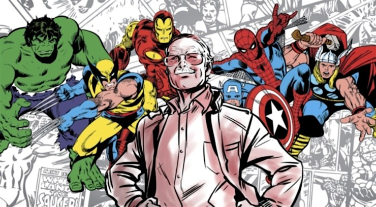 Blog Post Featured Image - Stan Lee, 1922-2018