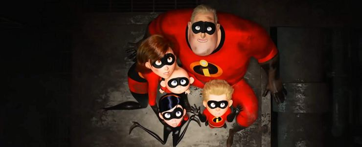 Not Quite Up To The Original The Incredibles 2 Tor Com