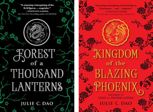 Destiny and Choices: Julie Dao's Rise of the Empress Duology