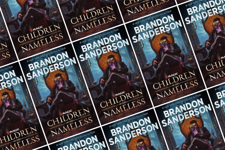 Brandon Sanderson Magic: The Gathering novella Children of the Nameless excerpt