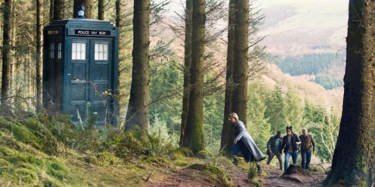 Doctor Who, It Takes You Away