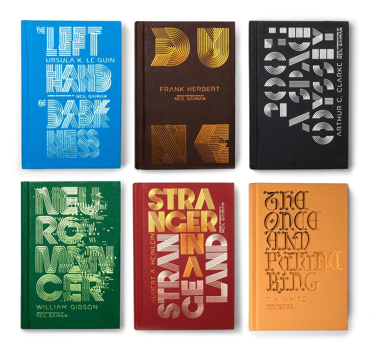 Designing The Future Deconstructing Five Sci Fi Book Covers Torcom