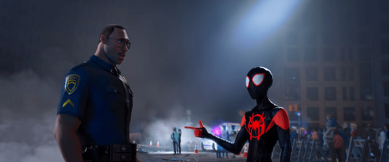 Spider Man Into The Spider Verse Is The Only Spider Movie This World