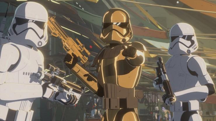 Star Wars Resistance, season 1