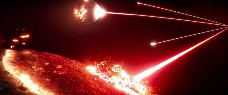 Star Wars Force Awakens, Hosnian System