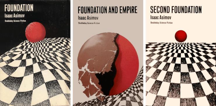 Part 8 Isaac Asimov