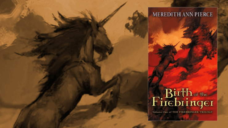 Blog Post Featured Image - Unicorn Magic with Realistic Underpinnings: Meredith Ann Pierce's Birth of the Firebringer