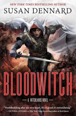 Bloodwitch Susan Dennard