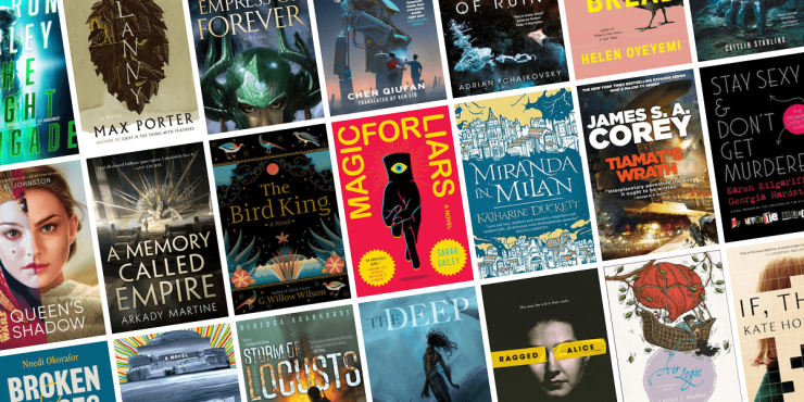 Blog Post Featured Image - Spring 2019 Books We Cannot Wait to Read!