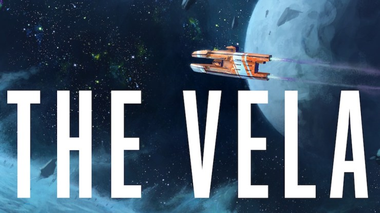 Space Battles, Secrets, Refugees, and Dying Suns: The Vela