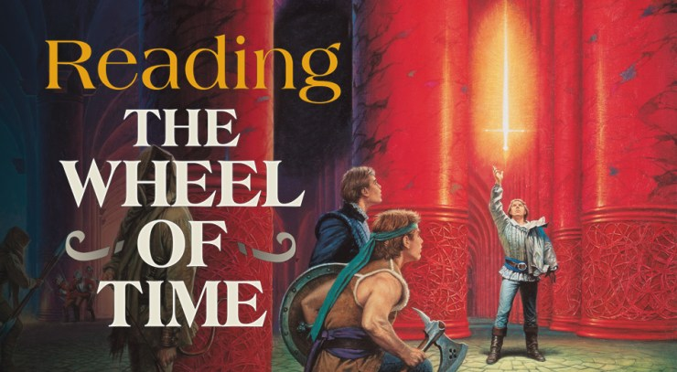 Reading The Wheel of Time Dragon Reborn