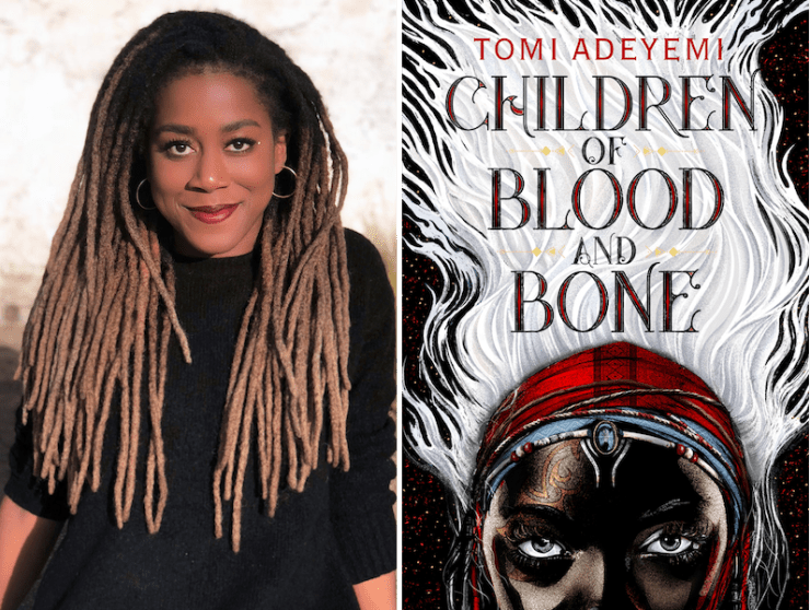 Blog Post Featured Image - Film Adaptation of Tomi Adeyemi's YA Fantasy Children of Blood and Bone in the Works