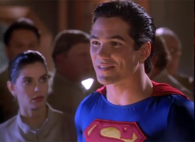 """I just want you to meet a super guy"" — Lois & Clark: The ..."