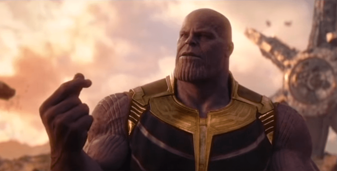 """""""Yibambe!"""" — Avengers: Infinity War"""