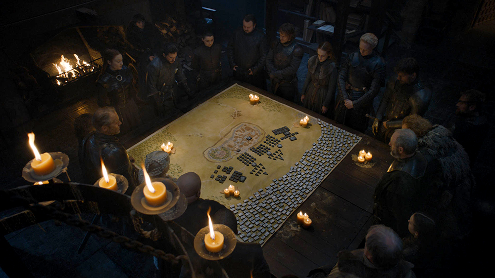 Everything Happens Too Late To Matter in Game of Thrones