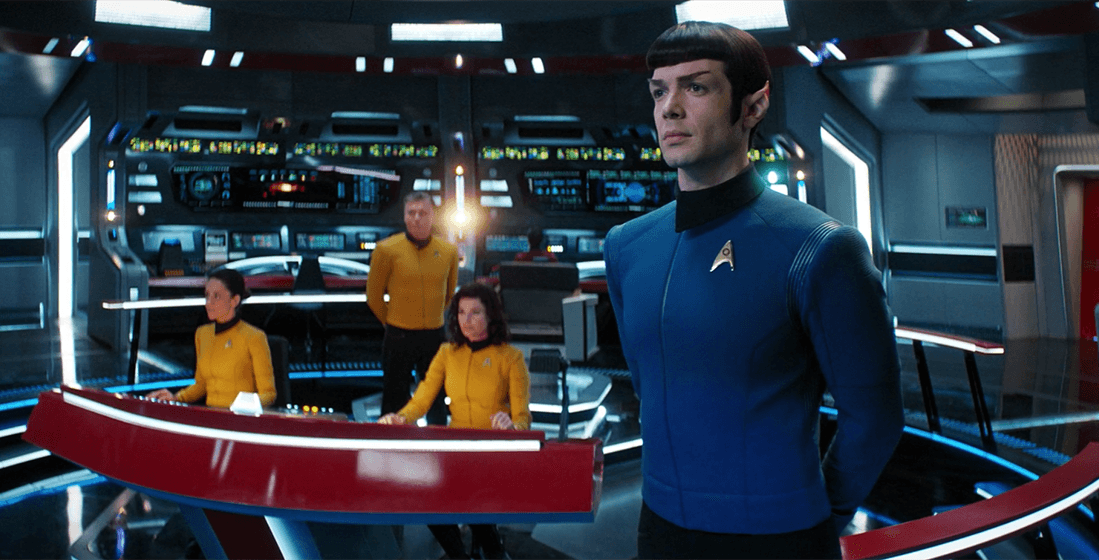 """""""Hit it"""" — Seven Thoughts on the Announcement of Star Trek: Strange New Worlds"""
