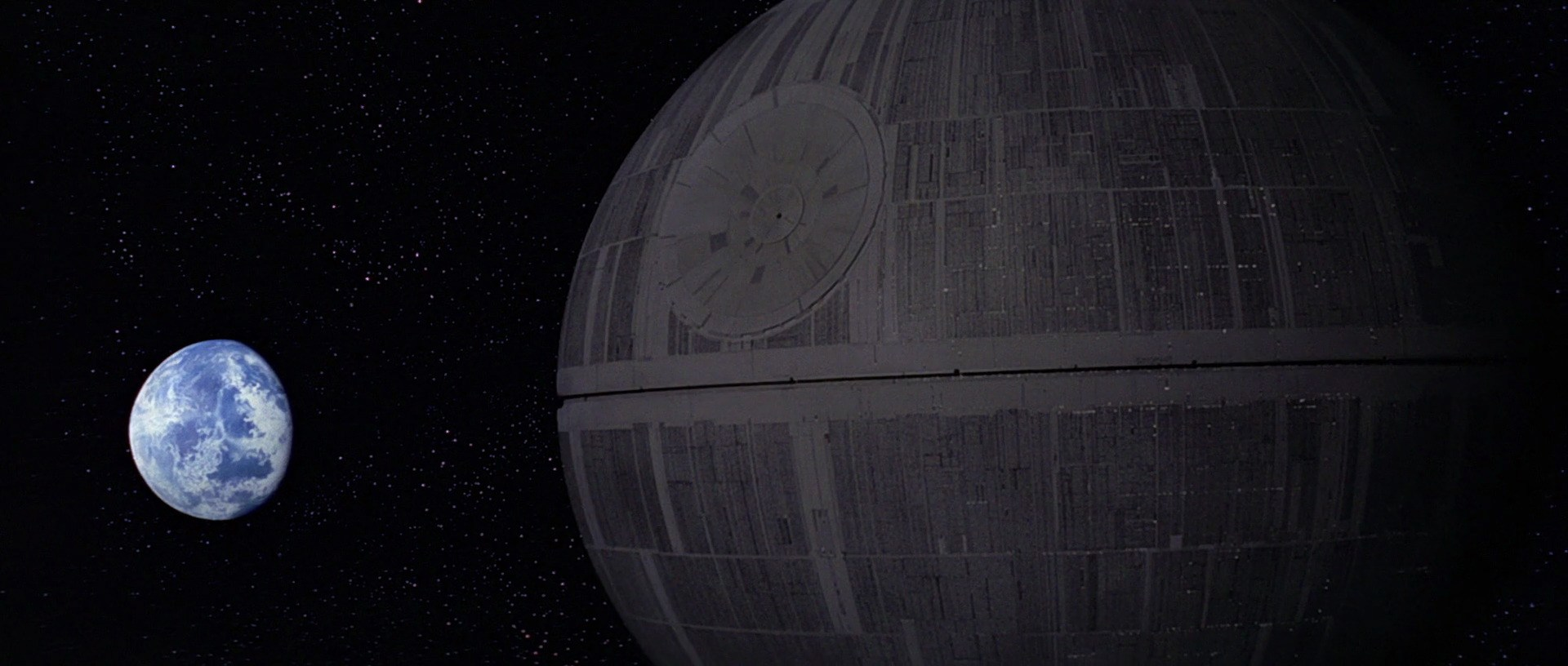 Death Star 1 Star Wars