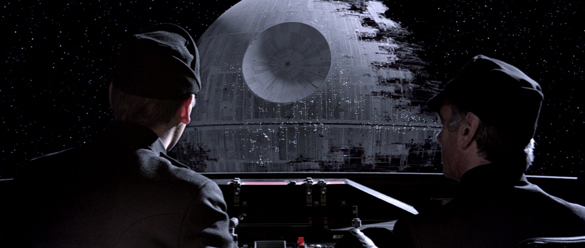 Star Wars Return of the Jedi Death Star II