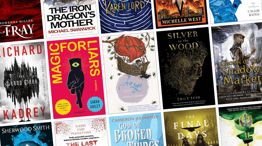 All The New Fantasy Books Coming Out In June Tor Com