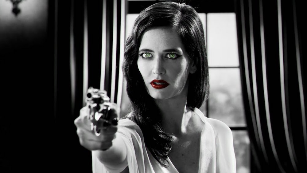 """""""This rotten town…"""" — Sin City: A Dame to Kill For"""