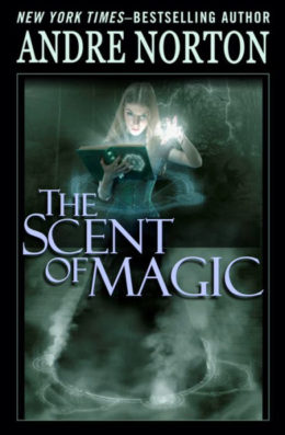 Blog Post Featured Image - Tracking Evil in Andre Norton's The Scent of Magic