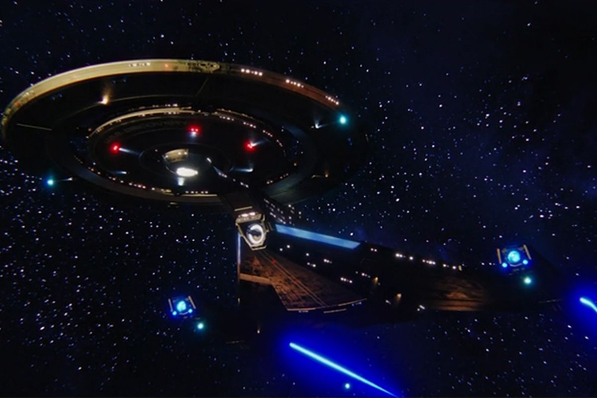 Star Trek Discovery Season 3 Easter Egg Could Suggest The Future Federation Is Evil Tor Com