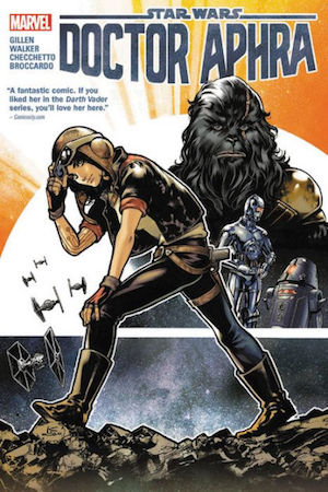Doctor Aphra Star Wars