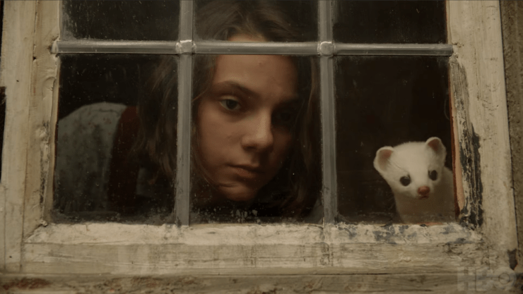 His Dark Materials HBO BBC trailer adaptation