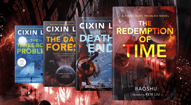 The Redemption of Time Baoshu The Three Body Problem