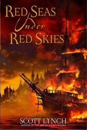 Red Seas Under Red Skies, cover, Scott Lynch