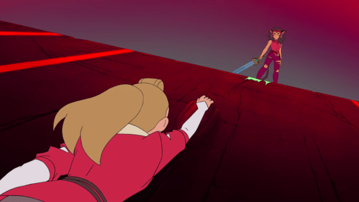 She-Ra and the Princesses of Power, Promise