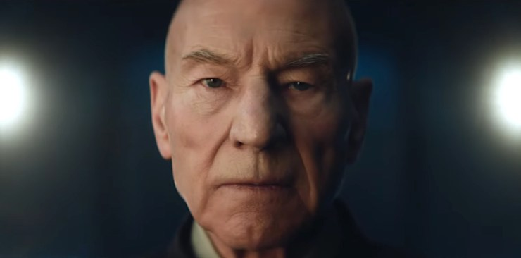 Blog Post Featured Image - 4 Questions Raised By the New Star Trek Picard Teaser Trailer