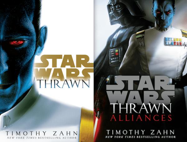 Star Wars, Thrawn and Thrawn: Alliances by Timothy Zahn