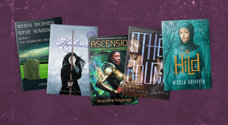 Blog Post Featured Image - Five (Somewhat) Forgotten Books Featuring F/F  Relationships