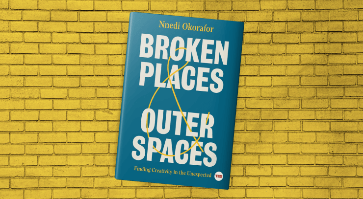 Blog Post Featured Image - I Made Her From Clay: Broken Places & Outer Spaces by Nnedi Okorafor