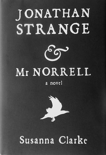 Jonathan Strange & Mr Norrell, Susanna Clarke, cover