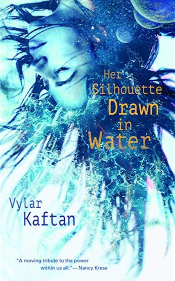 Her Silhouette Drawn in Water, cover, small