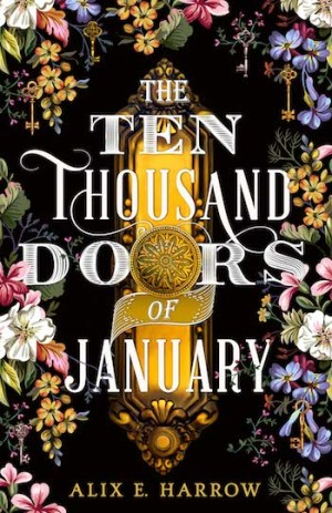 The Ten Thousand Doors of January, cover Alix Harrow