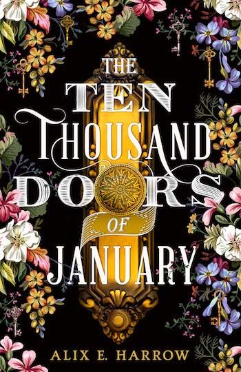 The Ten Thousand Doors of January, cover Alix Harrow
