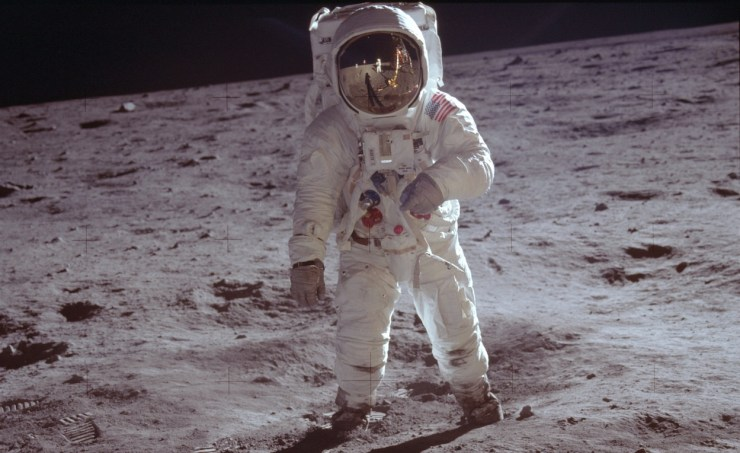 Sci-Fi and Fantasy Writers on What it Was Like to Watch the Moon Landing