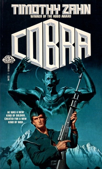 Better, Stronger, Faster: Cobra by Timothy Zahn