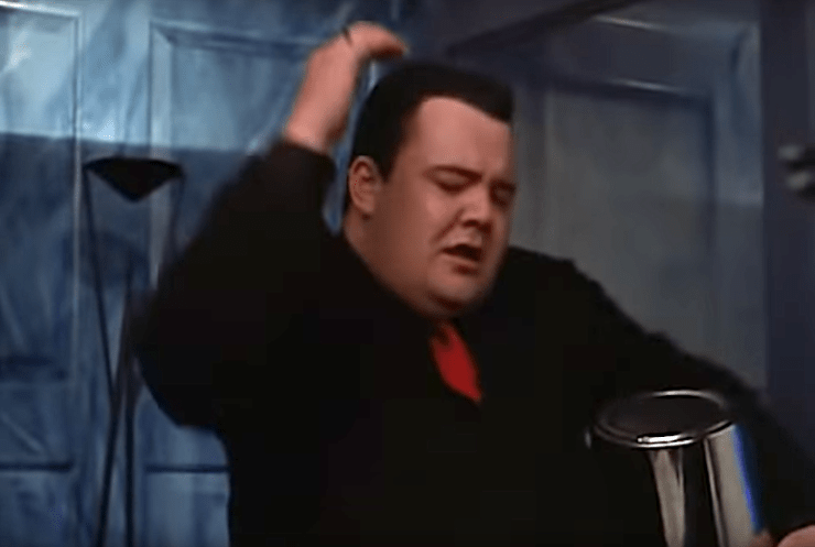 Otho in Beetlejuice