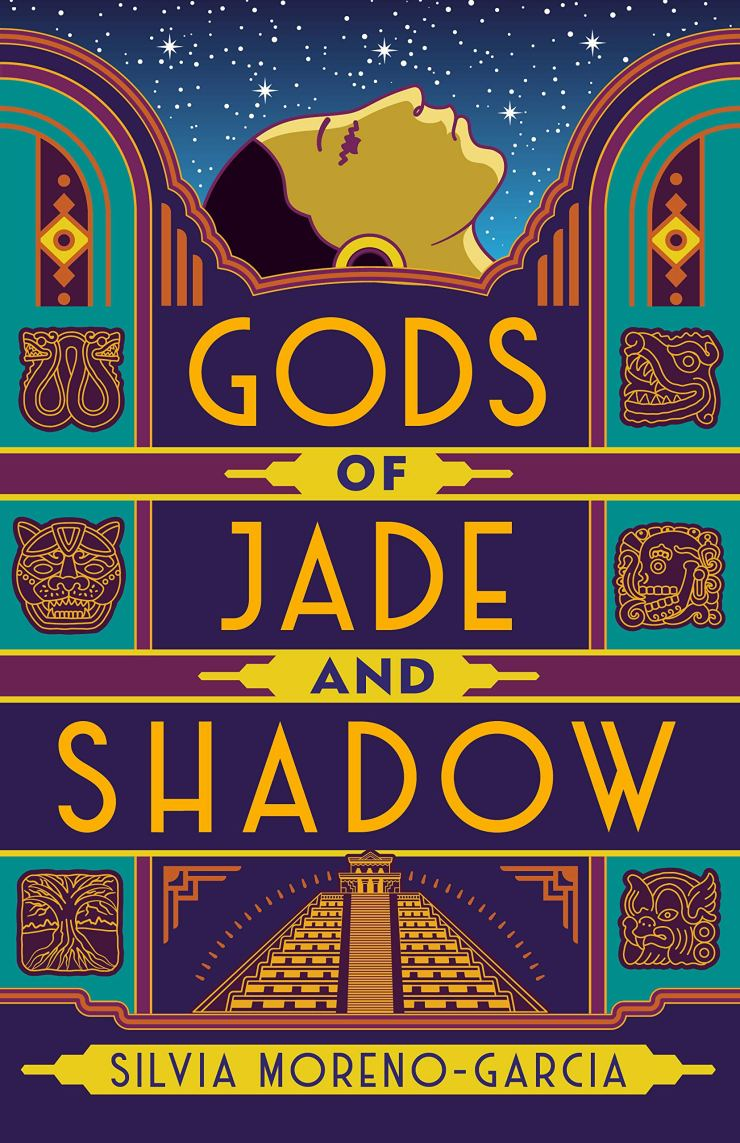 Blog Post Featured Image - Gods of Jade and Shadow Sweepstakes!