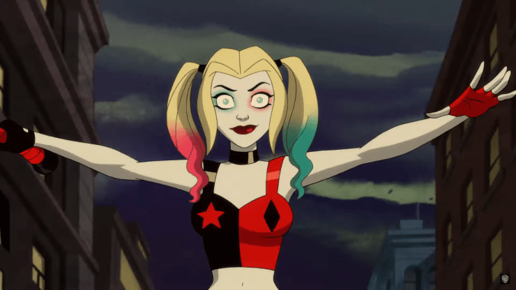 Blog Post Featured Image - A New Trailer for the Animated Harley Quinn Series Is Here
