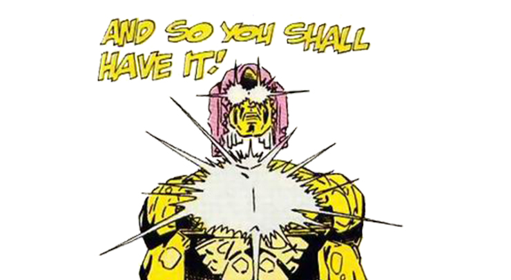 The Living Tribunal Warlock and the Infinity Watch issue 1